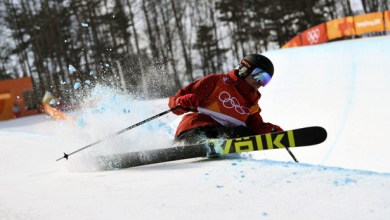 Photo of Mass media: the winner of the Olympics, snowboarder Rolland is hospitalized after trying to beat the world record