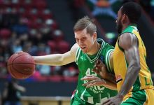Photo of UNICS basketball player Kolesnikov refused to pay child support and challenged paternity