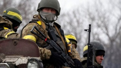 Photo of Ukrainian security forces broke silence twice a day
