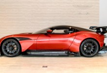 Photo of Part of the Aston Martin Vulcan supercars will be made road