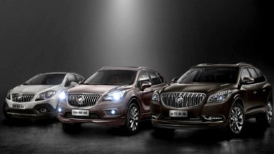 Photo of Most Buick models will be made in China.