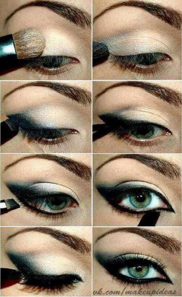 20 Amazing Eye Makeup Tutorials 151 630x1024 20 Amazing Eye Makeup Tutorials