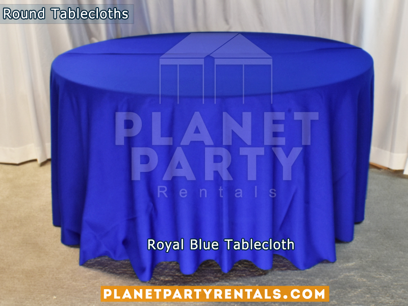 Ivory Plastic Table Covers