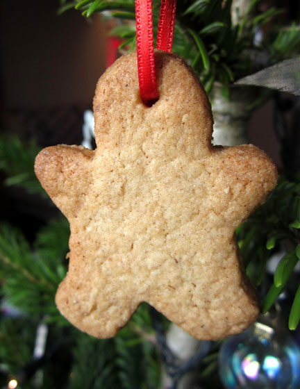 Spice Biscuit for Advent Calendar Day 18