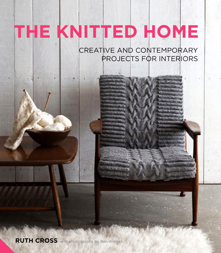 The Knitted Home - jacket j