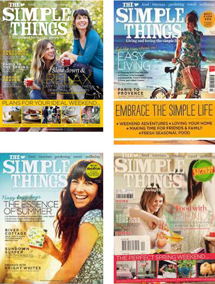 New the Simple thing covers - horrible!