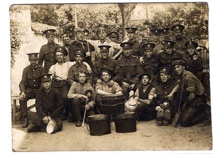 Regimental Cooks c.1914