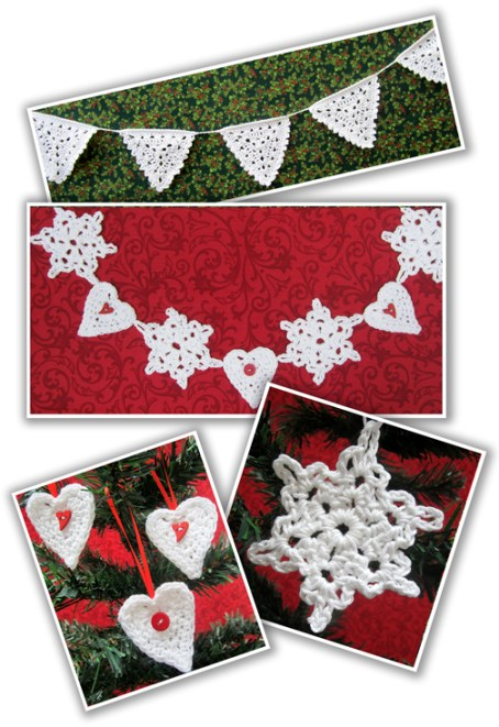 Christmas Countdown Crochet Collection