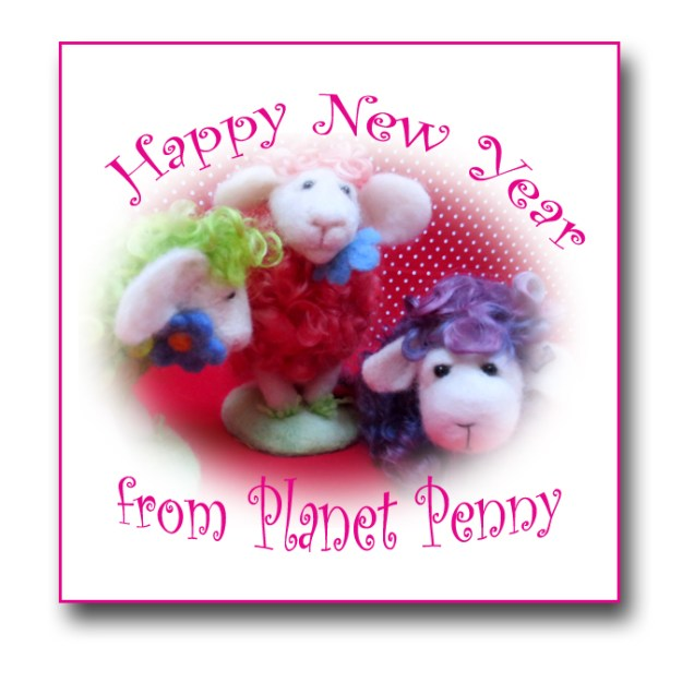 Happy New Year from Planet Penny