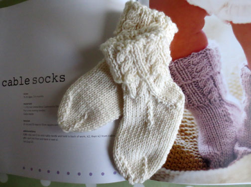baby knits Debbie Bliss
