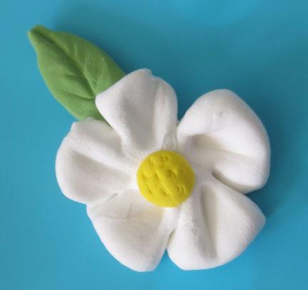 Super Clay flower - Baker Ross