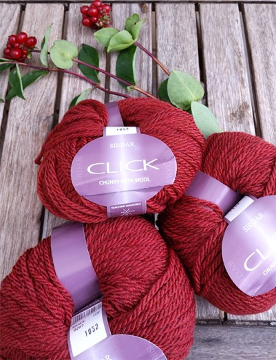 Sirdar Click Chunky - Cosywool