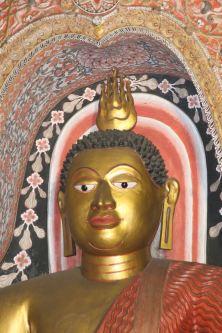 Lankathilake Temple Buddha