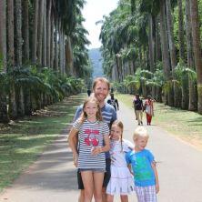 Peridenaya Botanic Garden