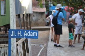 It's Adam Street