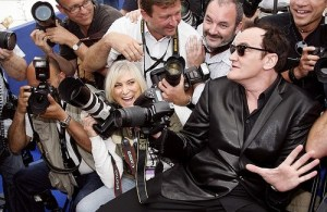 Tarantino in Cannes