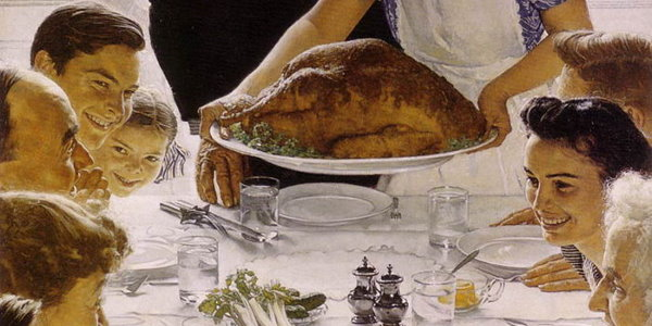 A Thanksgiving Tradition – 2018