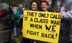 Class Warfare Fight Back