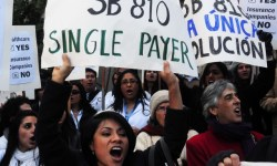 single payer - ca