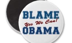 Blame Obama