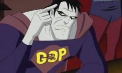 Bizarro Superman GOP
