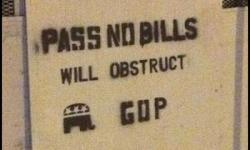 gop obstruction