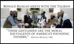 Reagan Taliban