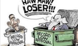 Dems loser