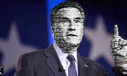 Bizarro Romney2