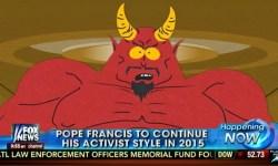 Satan on Fox