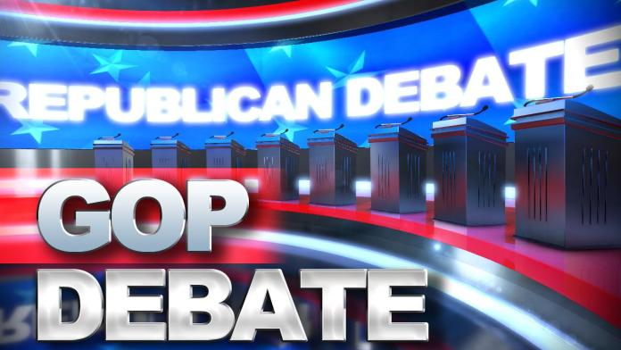 LIVE CHAT TONIGHT! GOP Debate at 6:00pm PDT