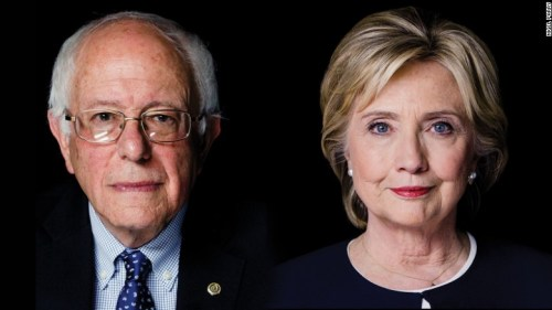 Bernie Hillary1