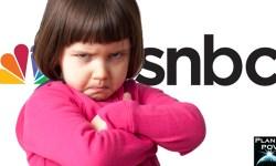 Mad Toddler MSNBC