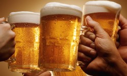 glass beer