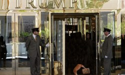 Trump Hair Leave