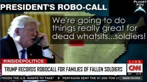 trump robocall