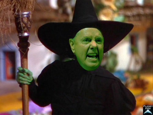 Wicked Lindsey Witch