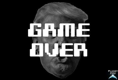 Trump - Game Over