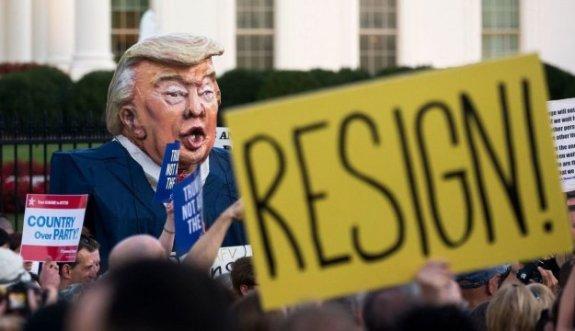 Trump resign