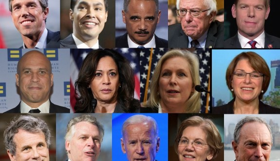 2020 Dems - 2