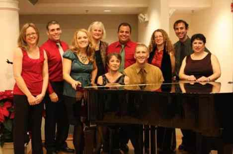 The a capella group Jersey Transit will perform at the Princeton Public Library Sunday.