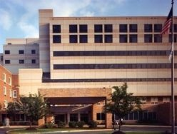 The downtown hospital site is slated to be demolished starting this spring.