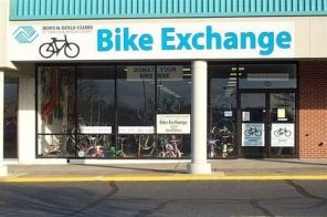 Bikes will be collected at the Living Local Expo and donated to the Trenton Bike Exchange, which is run by the Boys and Girls Club of Trenton.