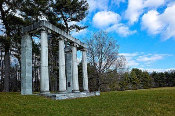 Princeton columns