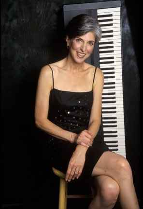 Marcia Ball performs at McCarter Theatre Friday night.