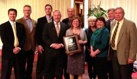 Princeton Rec Pool Award