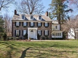 Palmer's home in Yardley, Pa. is currently on the market.