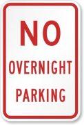 noovernightparking