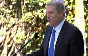 Al Gore addresses the Princeton University class of 2014.