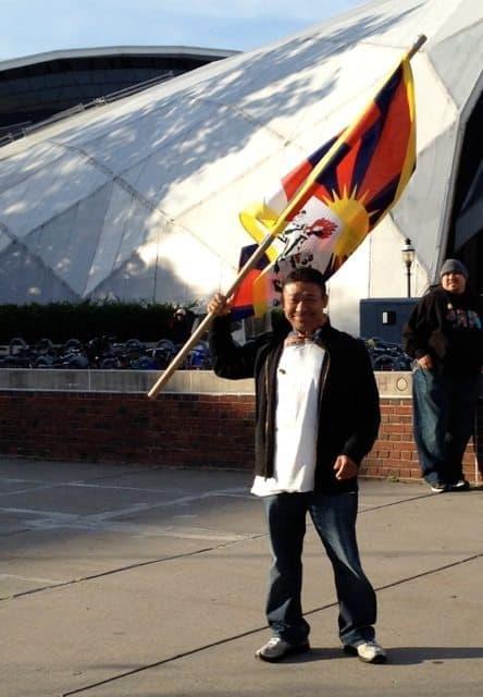 Dalai Lama Princeton visit